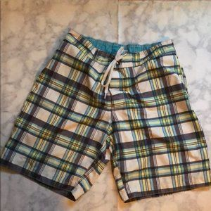 Old navy plaid bathing suit